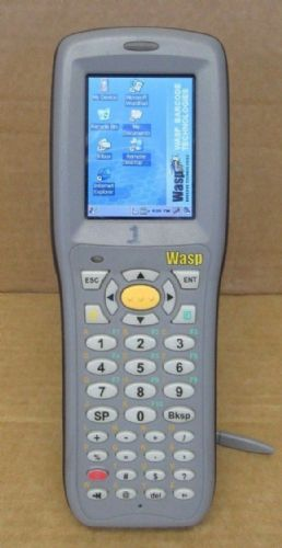 Wasp WDT3200 Scanner 64Mb Data Terminal Stylus,Pistol Grip,Charger,Spare Battery